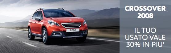 Offerta Peugeot 2008
