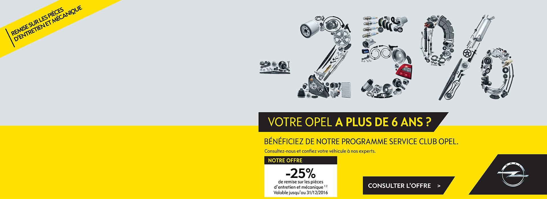 promotion atelier opel