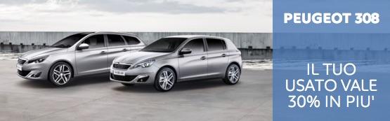 Offerta Peugeot 308