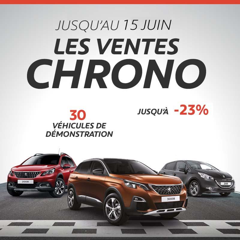 800 Ventes Chrono 0517