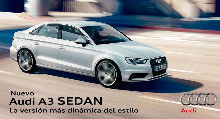 Audi A3 Sedan Vilanova