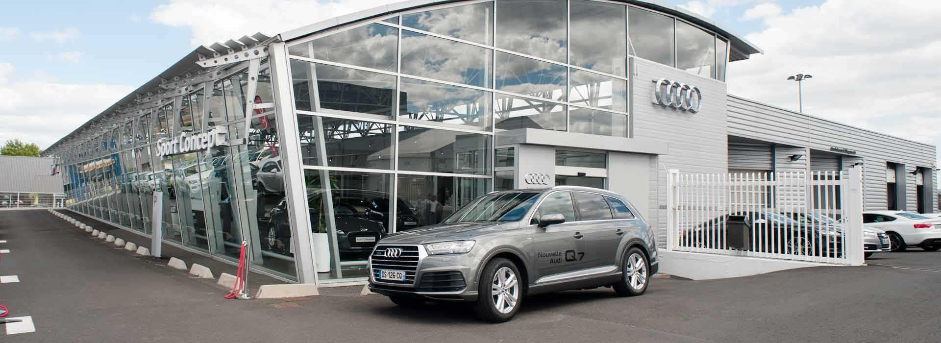 Audi Aubiere