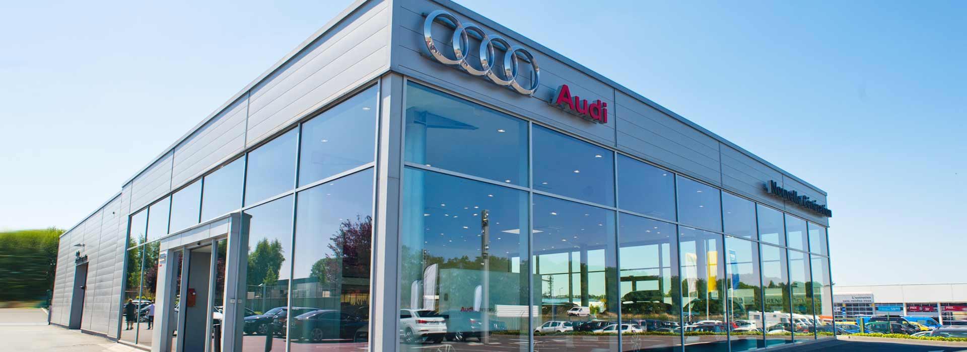 Audi Sarreguemines