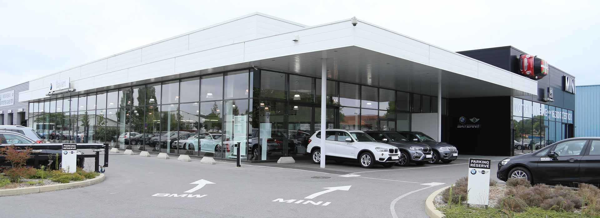 BMW Bayonne