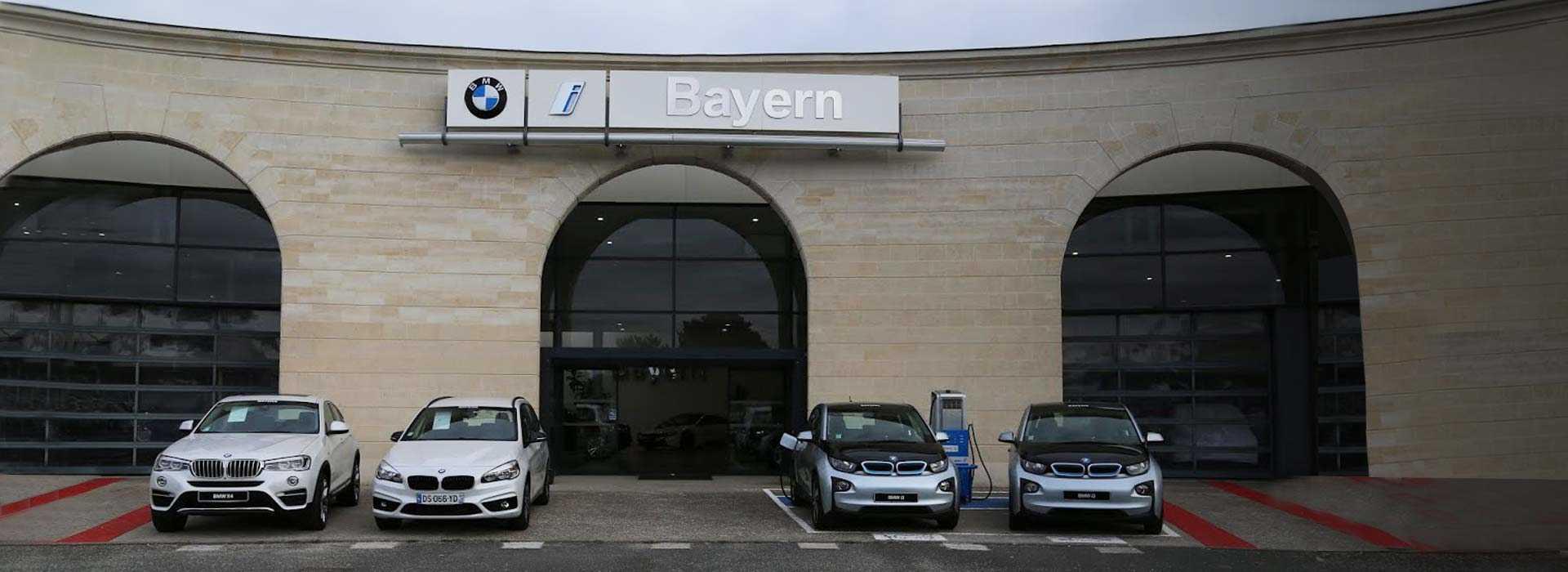 BMW Bordeaux