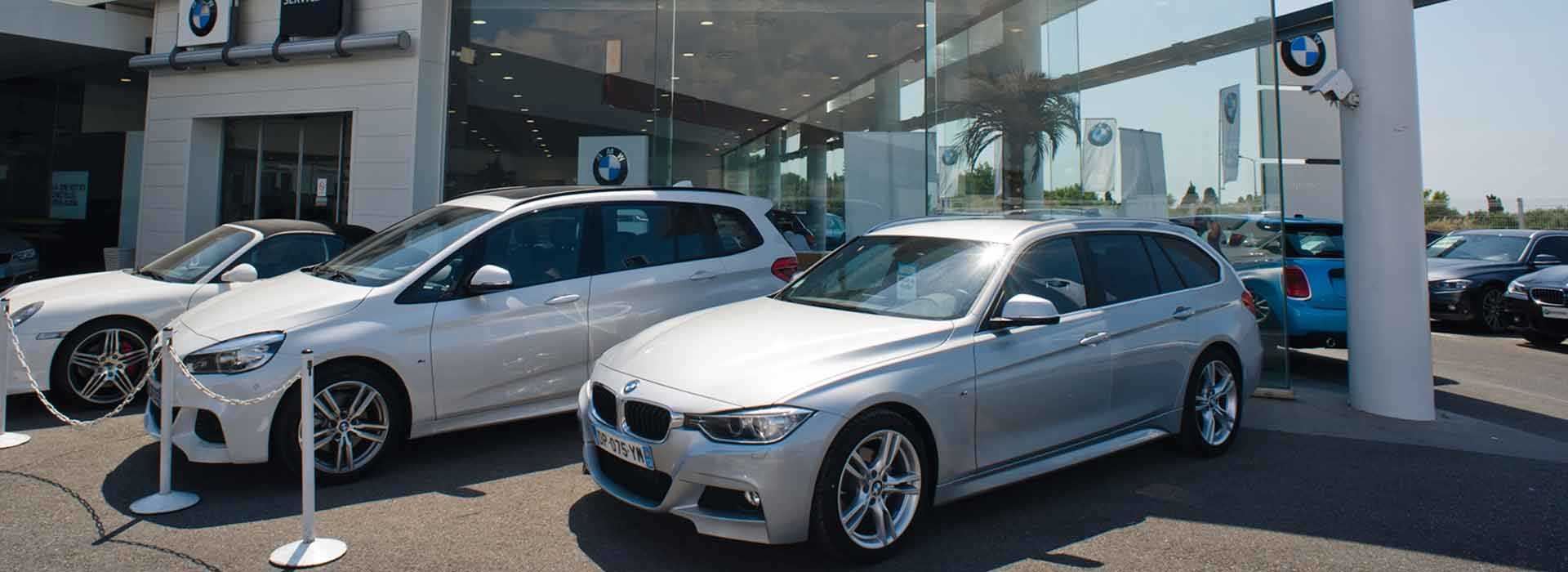 BMW Marignane