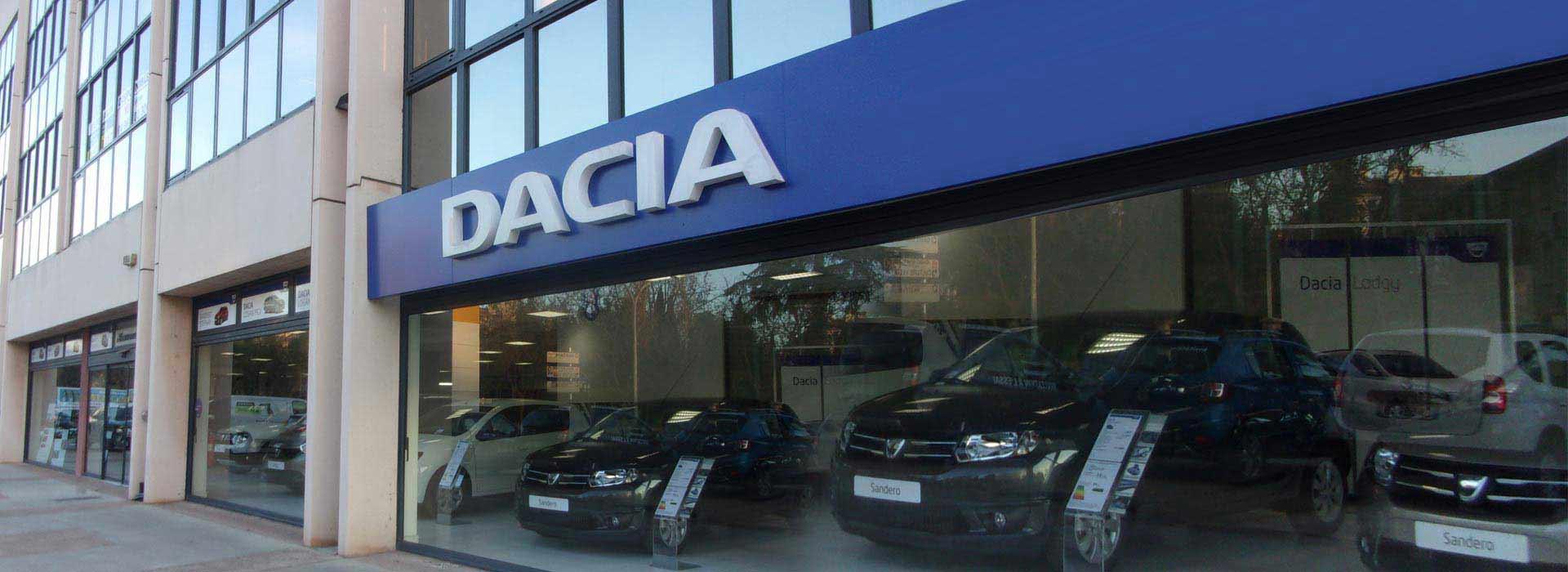 Dacia Aix en Provence