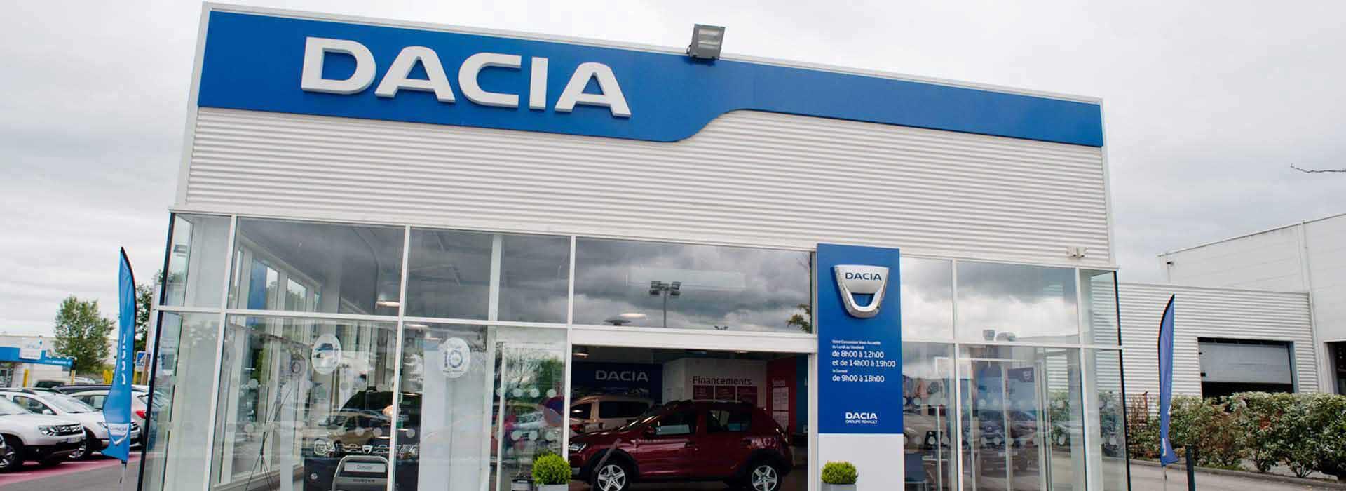 Dacia Annemasse