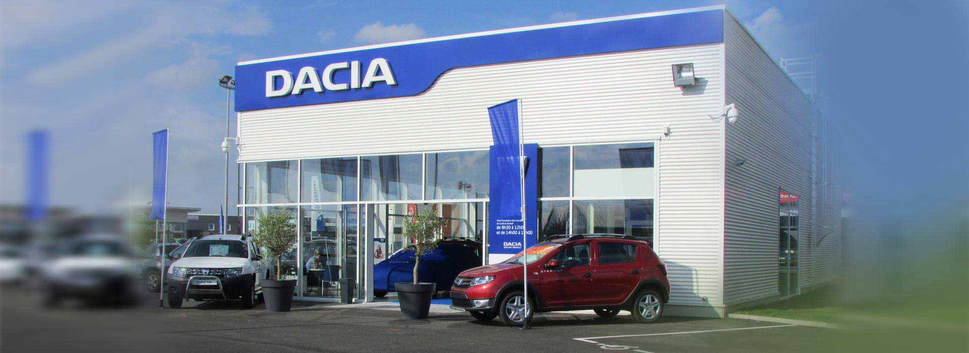Dacia Arras