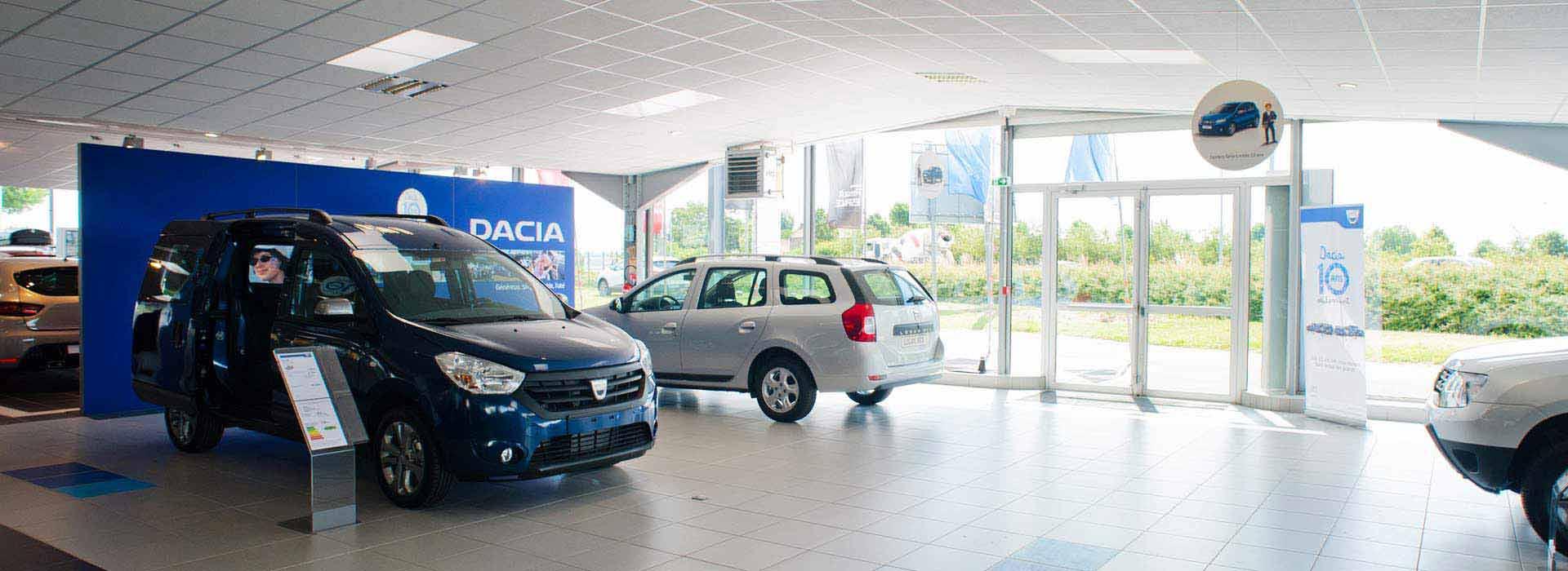 Dacia Carvin