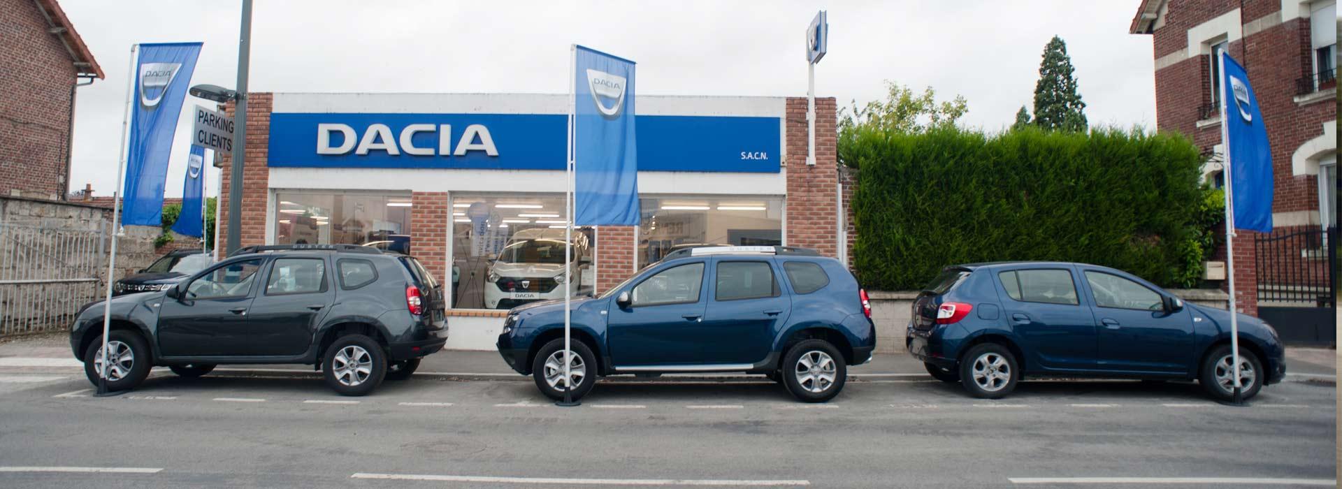 Dacia Chauny