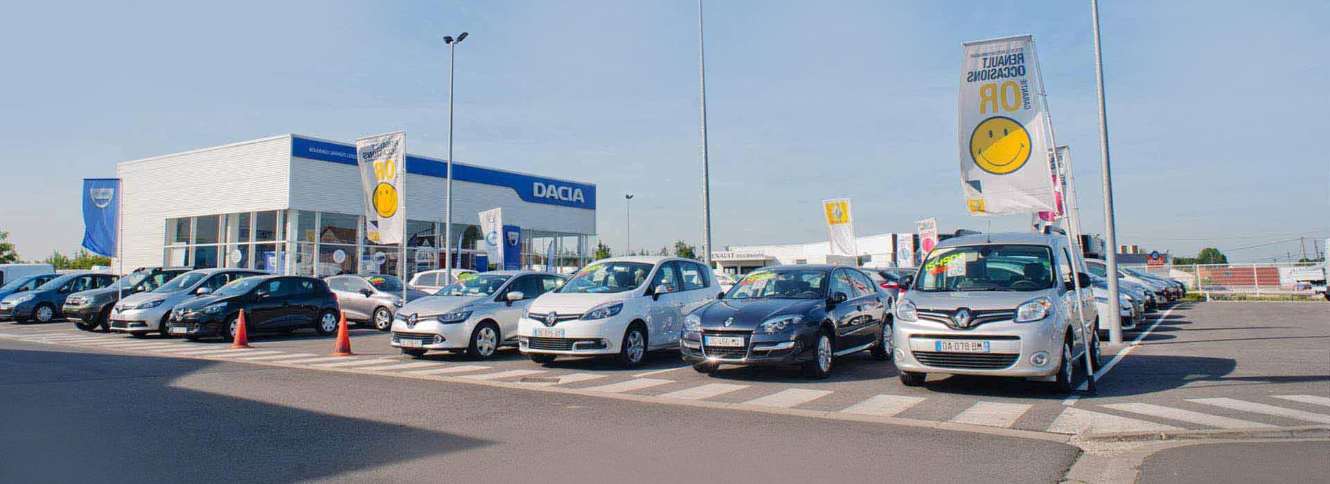Dacia Lens