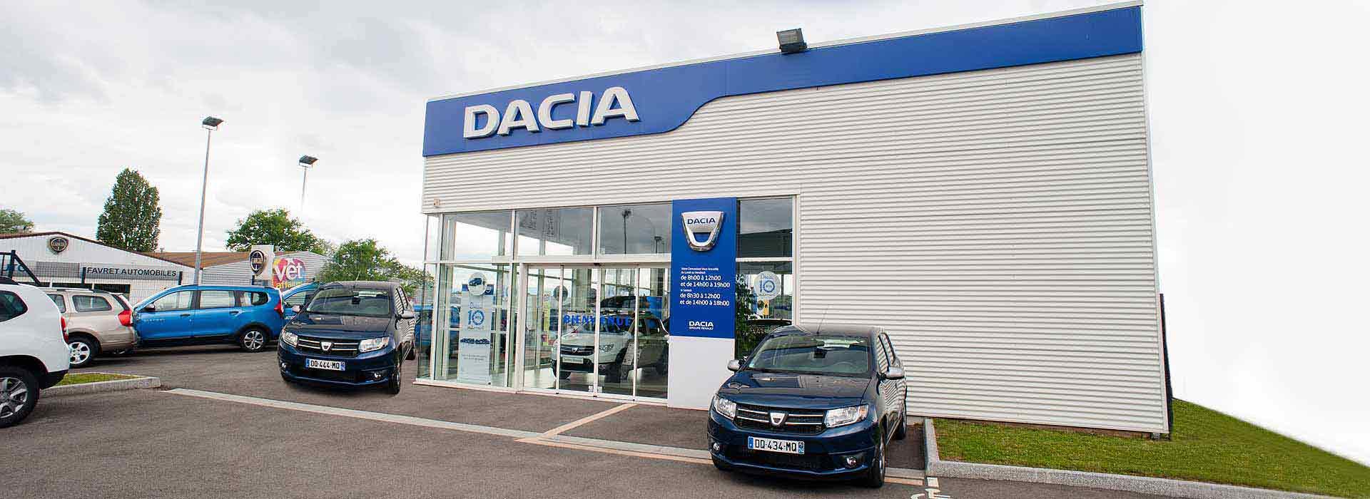 Dacia Thonon