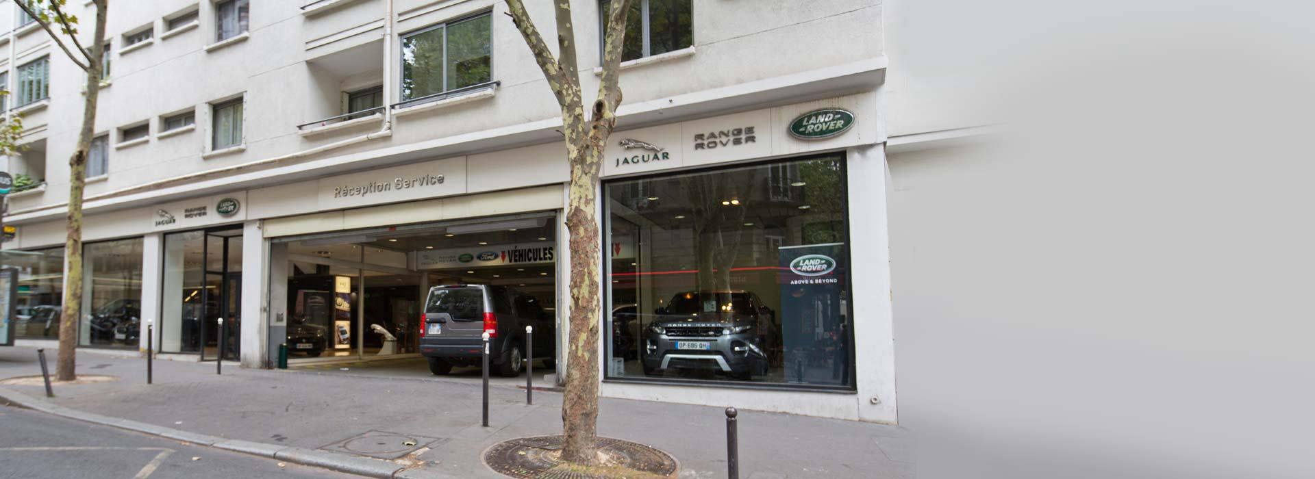 Concessionnaire Jaguar Paris : jaguar paris concessionnaire garage paris 75 ~ Gottalentnigeria.com Avis de Voitures