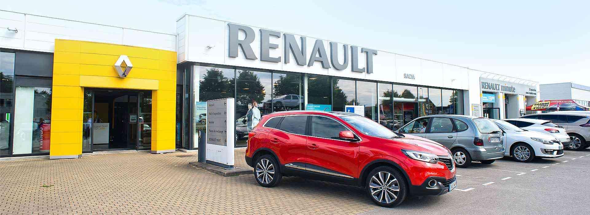 Renault Dunkerque