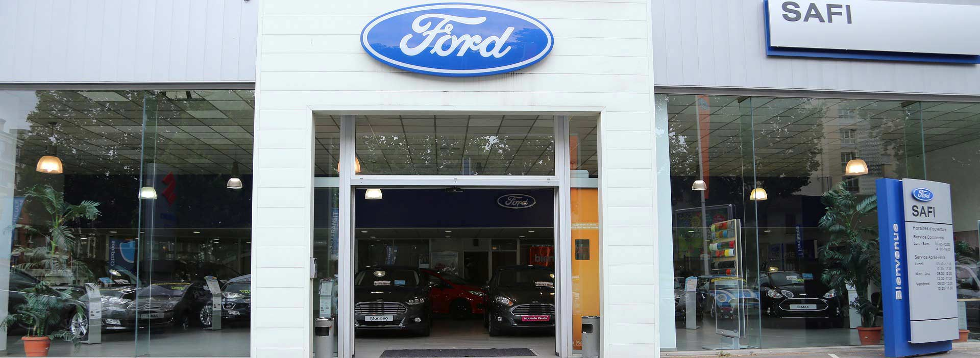 Ford Bagneux