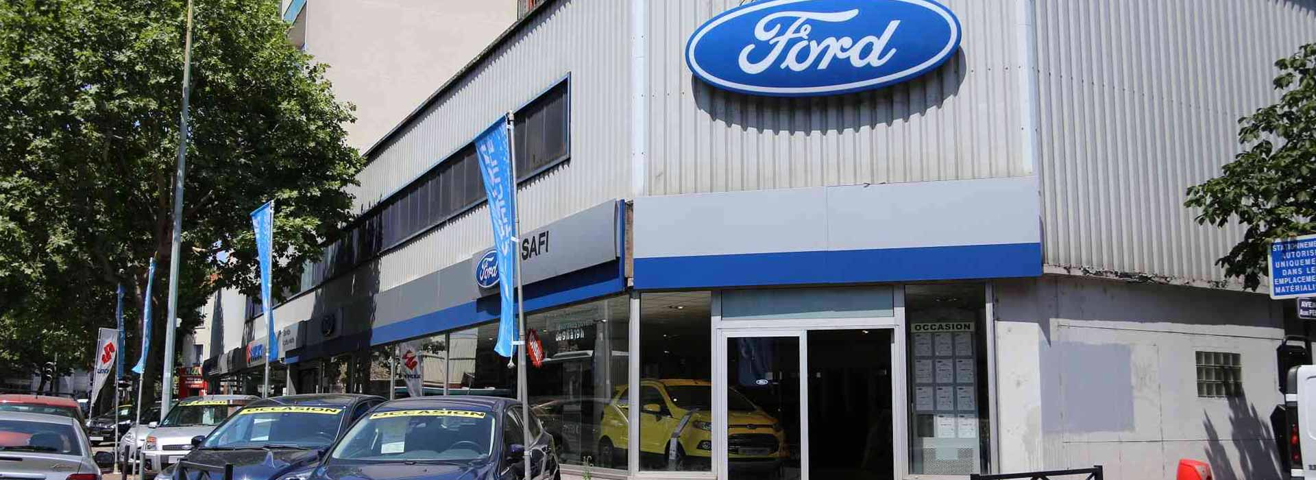 Ford saint maur des foss s concessionnaire garage for Garage automobile saint maur des fosses