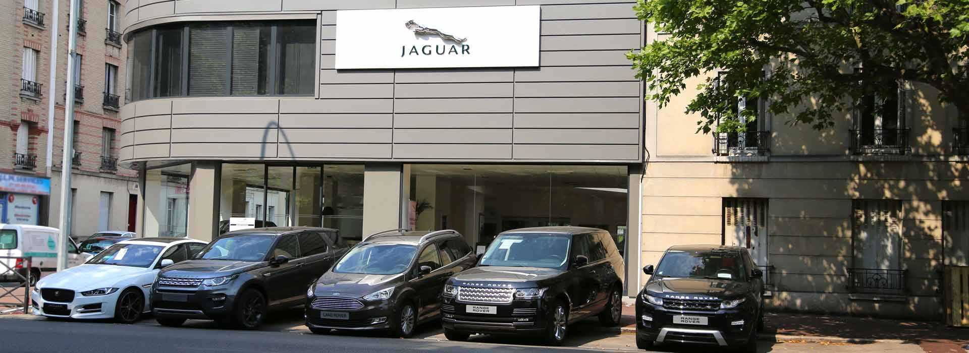 Jaguar paris concessionnaire garage val de marne 94 for Garage automobile saint maur des fosses