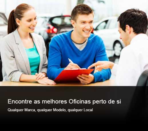 Encontre as melhores oficinas certificadas perto de si, em Portugal