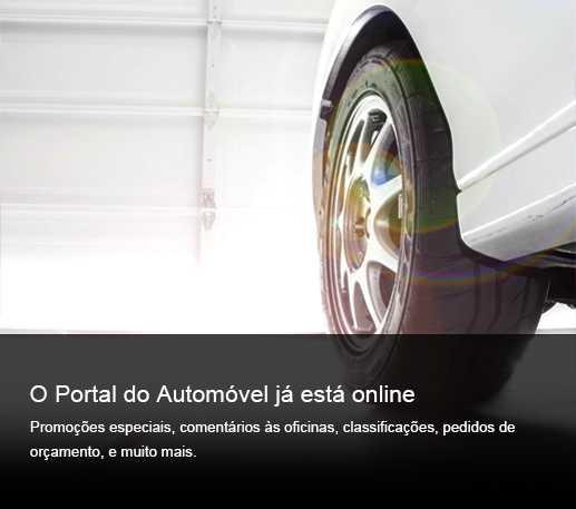 O Portal já está online