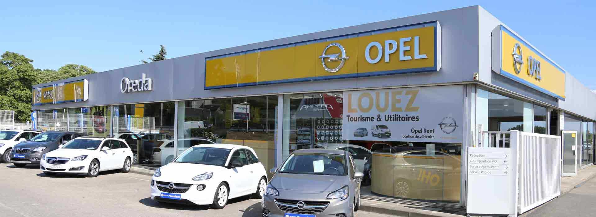 opel orleans concessionnaire garage loiret 45