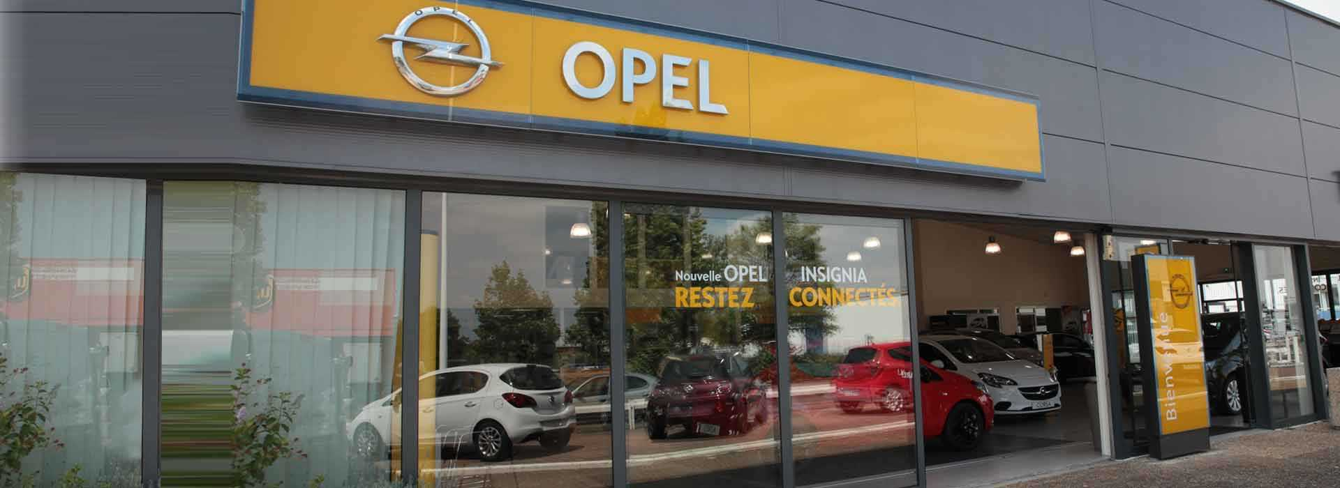 OPEL Tours - Chambray Les Tours