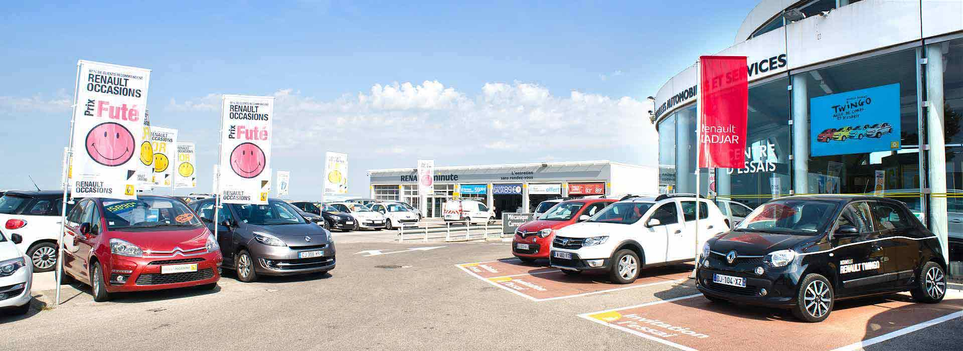 Renault marignane concessionnaire garage bouches du rh ne 13 - Garage peugeot vitrolles ...