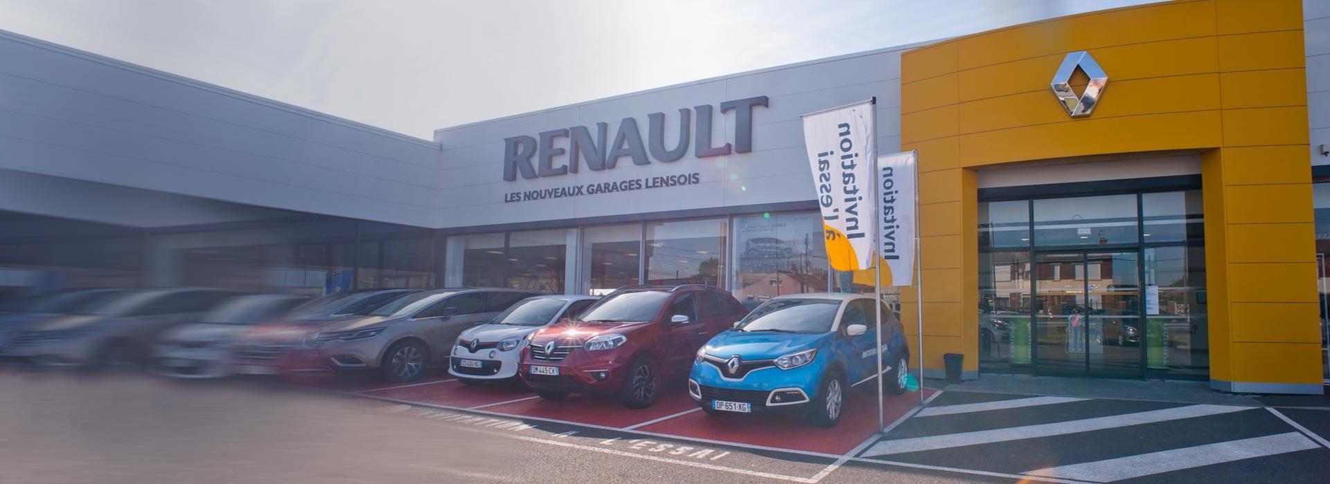 Renault Loison Sous Lens