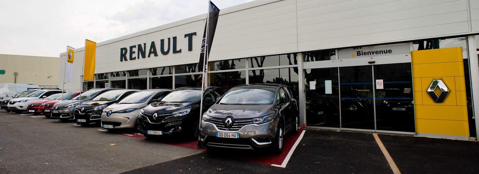 Renault Pertuis