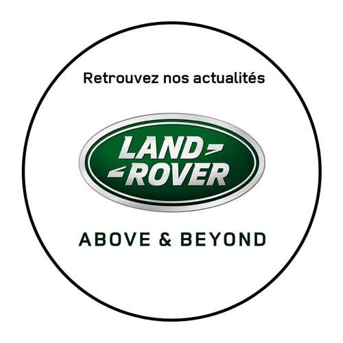 Actualités LAND ROVER