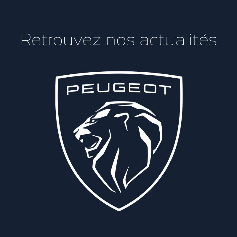 Actualités Peugeot
