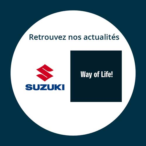 Actualités SUZUKI