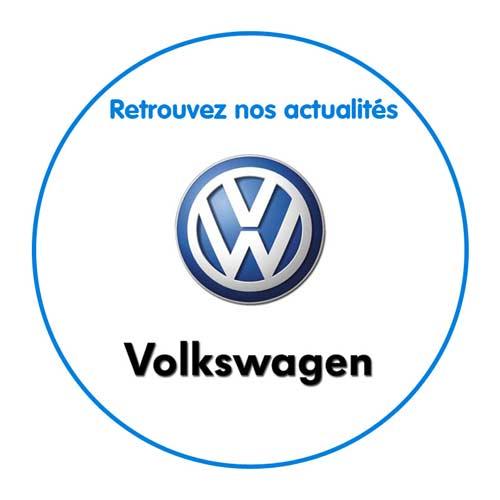 Actualités volkswagen