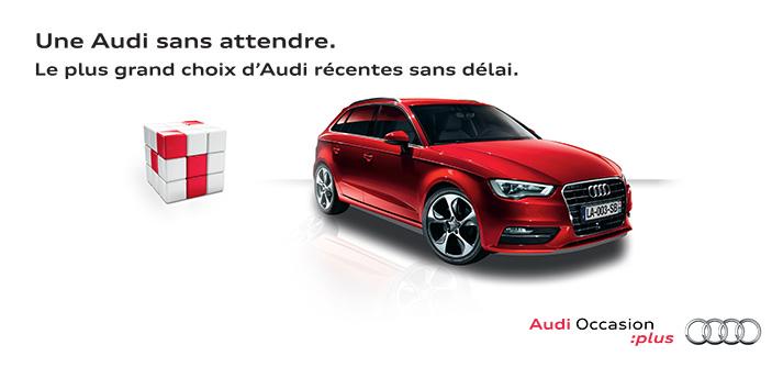 Audi Occasion Plus