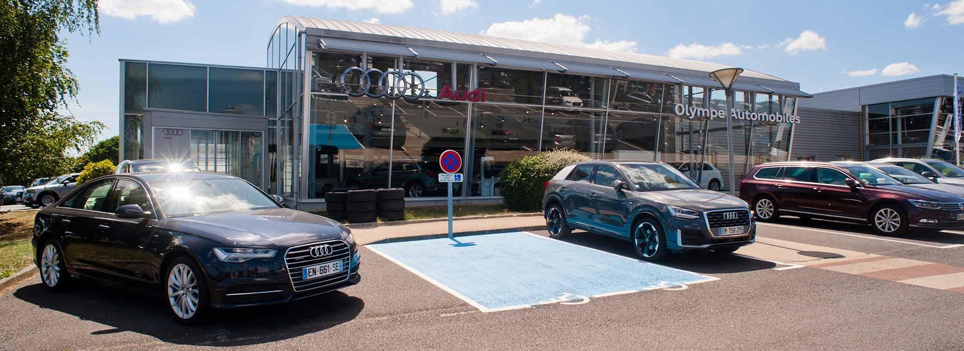 Audi Poitiers