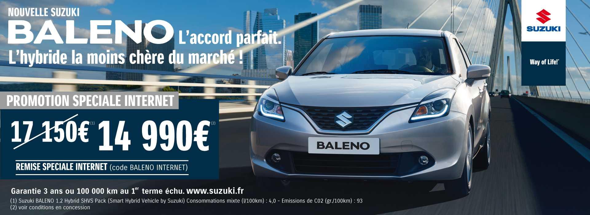 Suzuki nantes concessionnaire garage loire atlantique 44 for Garage volkswagen nantes orvault