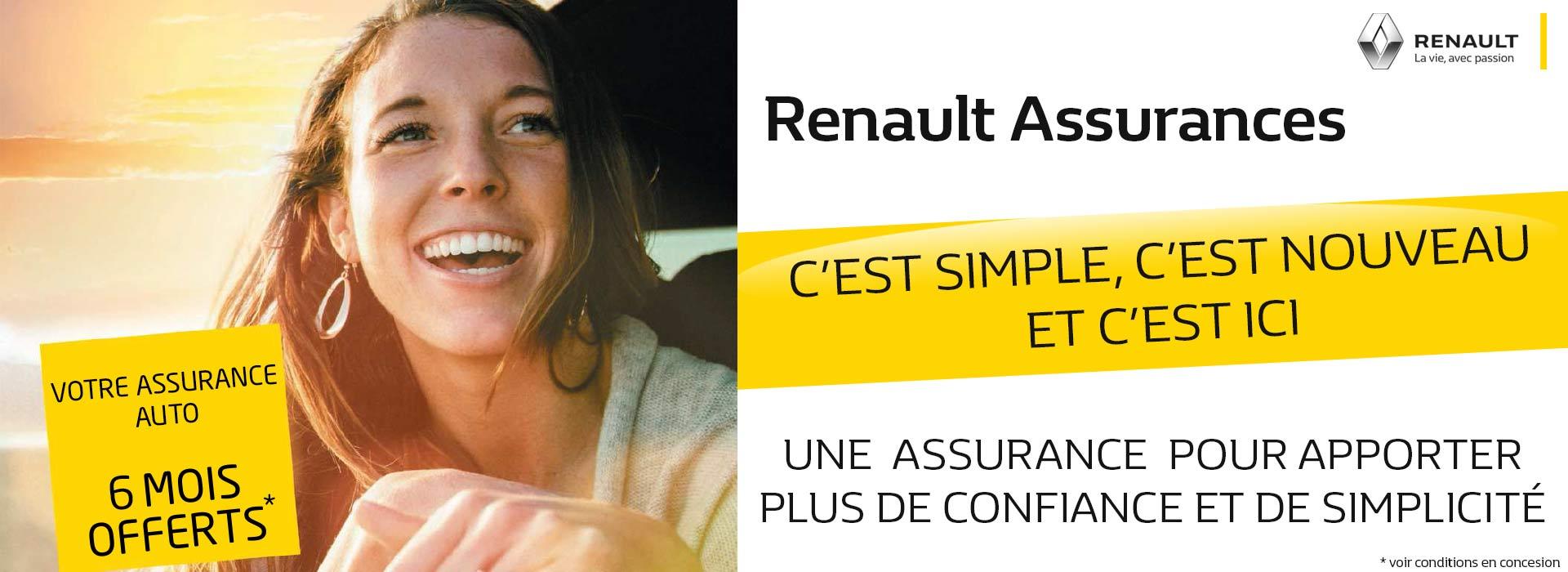 Renault Assurance