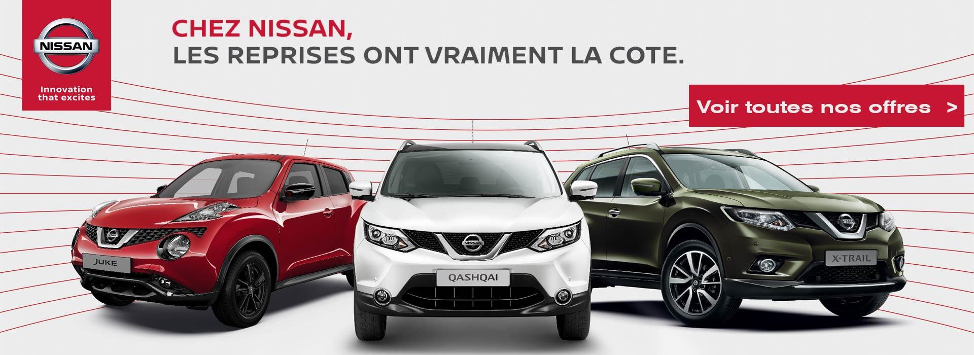 Offre Nissan