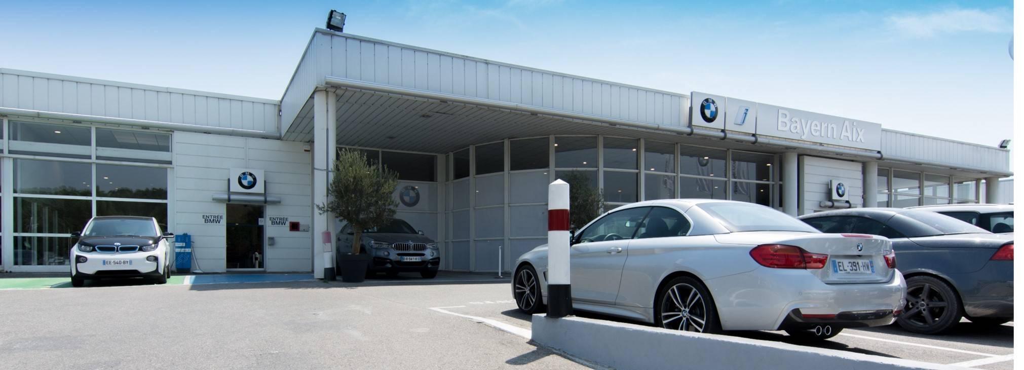 Bmw aix en provence concessionnaire garage bouches for Garage bmw moto aix en provence