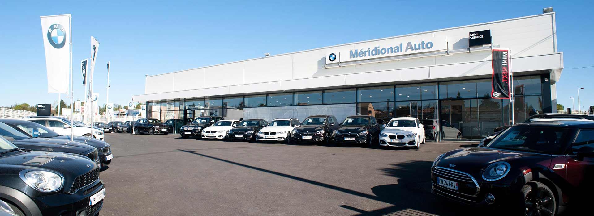 BMW Alès
