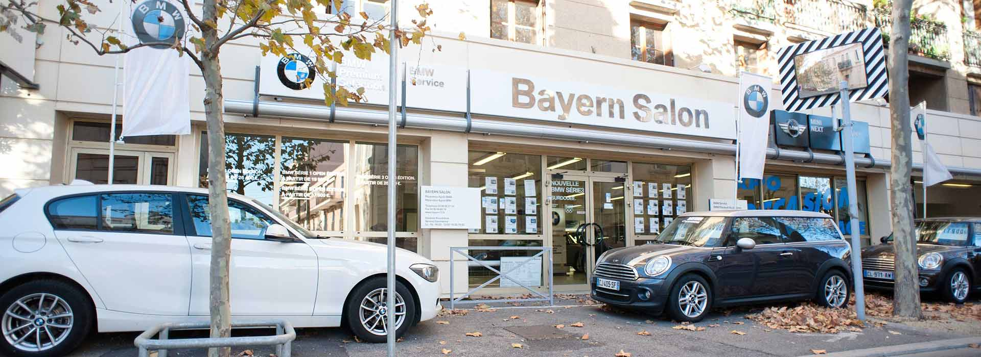 Bmw aix en provence concessionnaire garage bouches for Garage peugeot salon de provence