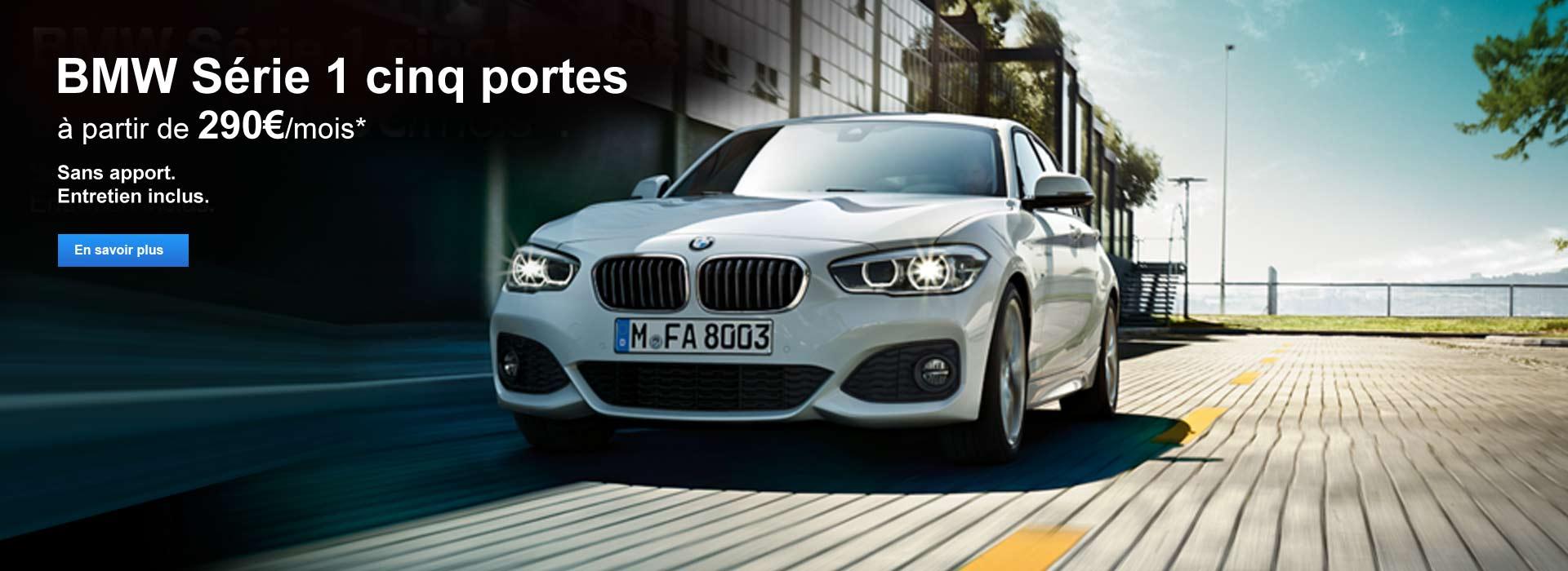 BMW Serie 1 5 Portes