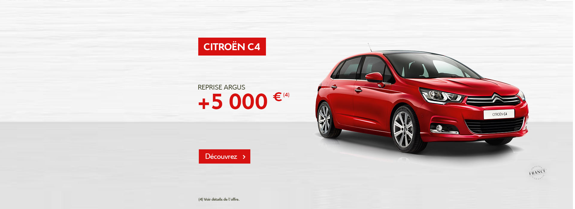 citroen reprise argus estimation reprise promotions argus