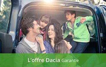 Dacia Garantie