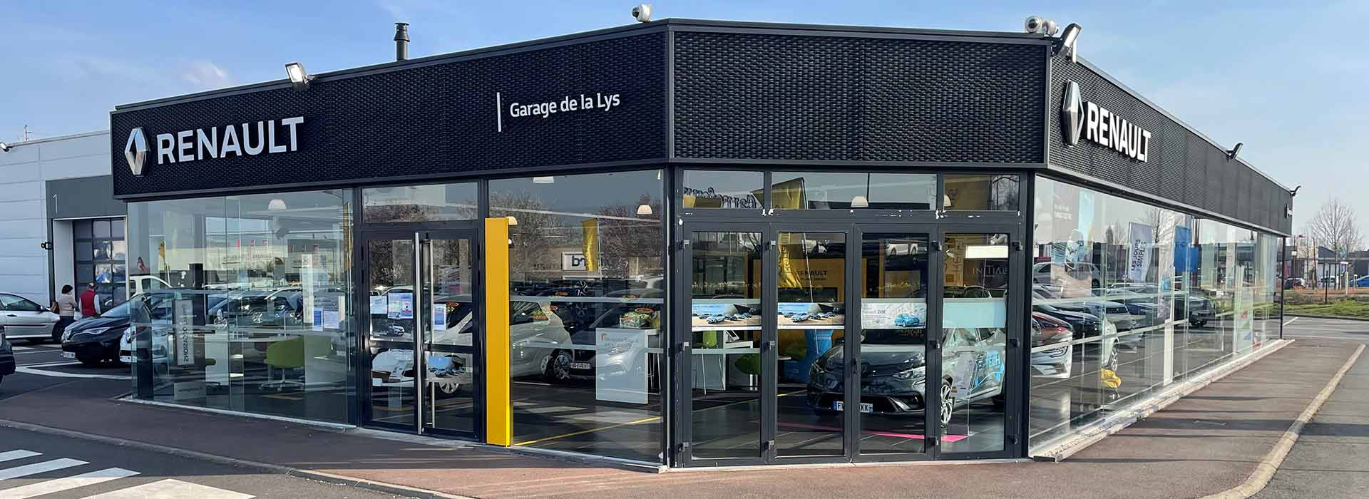 Dacia hazebrouck concessionnaire garage nord 59 for Garage ford hazebrouck