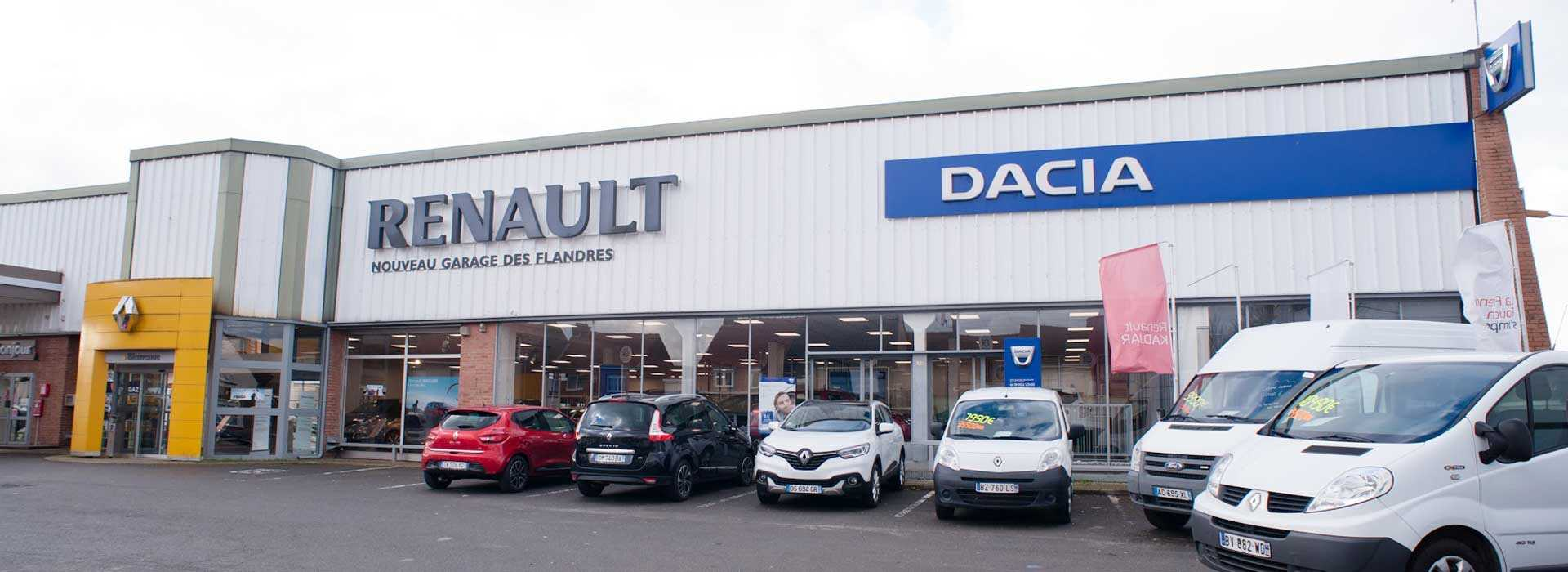 Dacia Wormhout