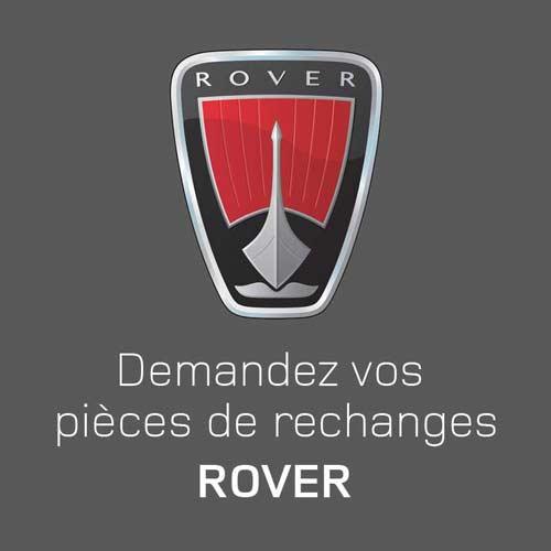 Demandez vos pièces de rechanges Rover
