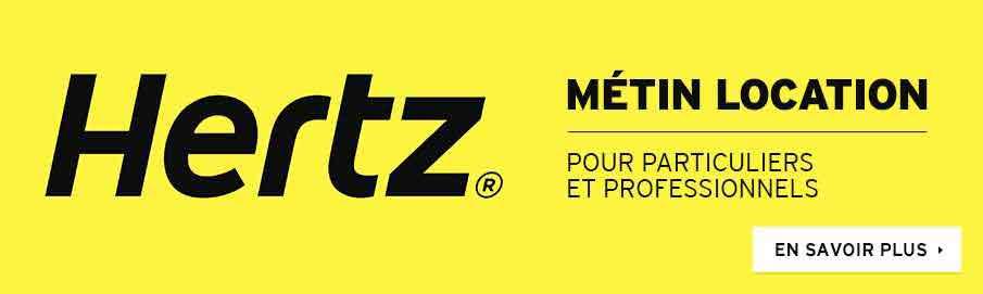 Hertz Métin Location