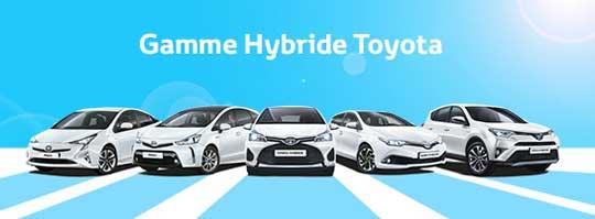 Hybride Toyota