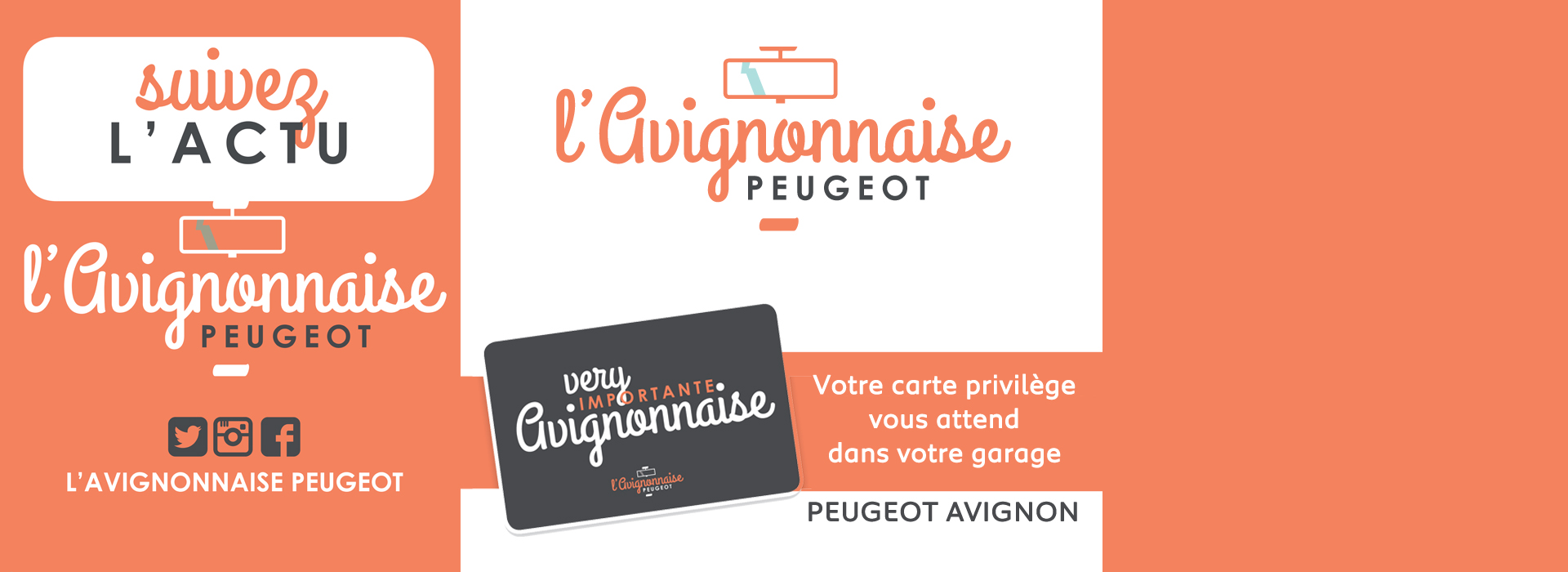 L'Avignonnaise Peugeot